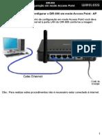 Access Point d-link d600b