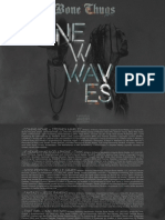 Digital Booklet - New Waves