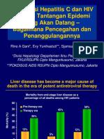 Ko-Infeksi Hepatitis HIV Pencegahan Dan Penanggulangannya - UNODC Okt 2010