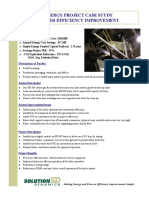 Solution Dynamics Boiler Efficiency Improvement