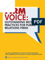 (eBook) Firm Voice Compendium