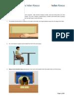 Basics of Using the Indian Abacus