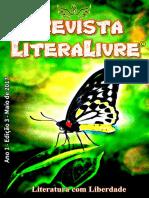 Revista LiteraLivre 3ª Edição