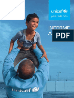 Informe Anual de 2016 de UNICEF