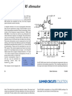 0 - 44 DB RF Attenuator