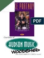 Portnoy Woodshed 7-31-07