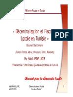 4-Decentralisation de La Fiscalite MF 011014