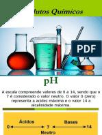 Treinamento de Produtos Quimicos