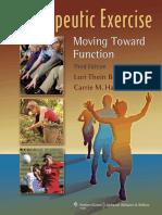 Brody; Hall- Exercício Terapêutico Na Busca Da Função, 3ª Ed, 2011 (Inglês)