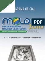 Moldes ABM 2010 programa
