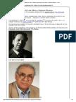 2016 Radio Beethoven FM Cantatas Populares de Luis Advis y Gustavo Becerra