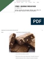 6 Receitas de Brownie Fitness - Deliciosas e Fáceis de Fazer - Treino Mestre