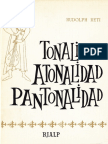 321984497 RETI R Tonalidad Atonalidad Pantonalidad PDF