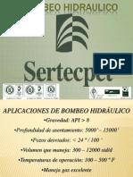 207828854 Presentacion Bombeo Hidraulico Sertecpet