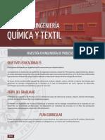 UNI-Unidad de Posgrado de la Facultad de Ingeniería Química y Textil