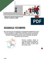 2. Desarrollo Psicomotor Desde RN a 6 Años