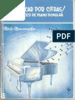 Piano - Método - Mario Mascarenhas - é Fácil Tocar Por Cifras