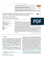 Calcareous benthonic foraminifera across the Cretaceous-Paleocene transition of Gebel Um El-Ghanayem, Kharga Oasis, Egypt [Orabi H. Orabi, Hamza M. Khalil 2014]].pdf