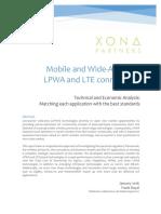 LPWA Report summary