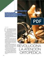 Revolución en la atención ortopédica, por Dr. Alejandro Badia