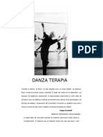 Danza Terapia Proyecto