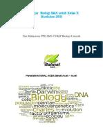 Buku Ajar Biologi SMA Kurikulum 2013 Jil