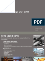Long Span Truss