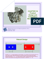 Chapter 16 Product Design and Competitive Aspects of Manufacturing