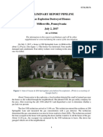 DCA17FP006 Preliminary --  Gas Explosion Destroyed Homes