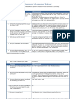 Module01 Entrepreneurial Self-Assessment Worksheet
