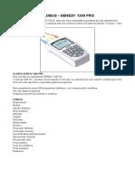Estimulador Genesy 1200 Pro