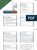 DFC Minicurso - Fluxo de Caixa