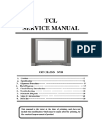 Slim Tv Service Manual_sy33 Chassis