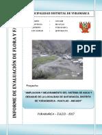 Informe de Flora y Fauna-quitaracza