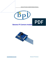 Banana Pi Camera Datesheet