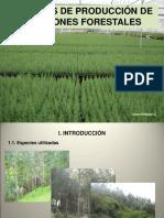 Producción de Plantones en Perú