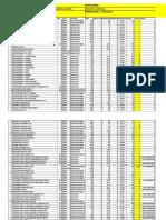 Pamplist ORDER Chart