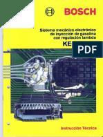 Ke Jetronic Edición 11.86