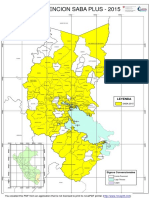 mapa Tematico  Saba 2015