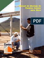 Manual Montaje de Panel Muro