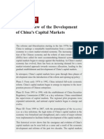 China Captial Markets Development Report