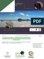 Plan de acción para la conservación y recuperación de especies de fauna silvestre prioritaria en el Estado de Chihuahua