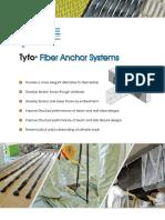 Tyfo Fibrwrap Anchor Systems Brochure