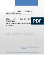 CASO SINDICATO DE MINEROS DE TOQUEPALA - DERECHO CONST (1).docx