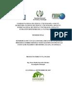 Impacto de las quemas prescritas en los bosques de pino-encino
