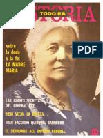 Madre Maria Todo Es Historia 9 1968
