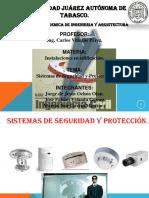 Sistemas de Seguridad y Protección 2016