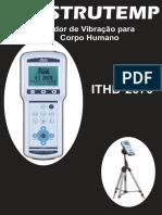 Ithd2070 - Medidor de Vibração Humana - Ociupacional