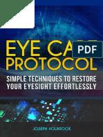 Eye Care Protocol