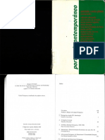 Livro Portugal Contemporaneo